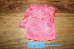 Vintage Mod Barbie #1483 Little Bow Pink Pink Satin