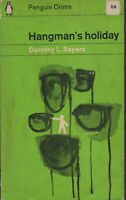 CLASSIC CRIME paperback , HANGMAN'S HOLIDAY by DOROTHY L SAYERS