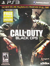 CALL OF DUTY BO W/DLC PS3  GAME NEW