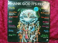 """THANK GOD IT'S FRIDAY"" 2LP+BONUS STEREO 1978 OST V/A"