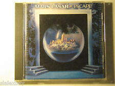 ESCAPE by Mars Lasar CD 1995 Real Music Records Walkabout Inner Sanctum Unity