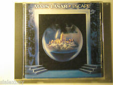 Escape by Mars Lasar (CD, Sep-1995, Real Music Records)