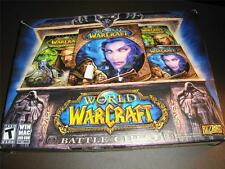 World of Warcraft Battle Chest PC New open Burning Crusade Wrath of Lich King