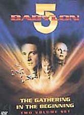 Babylon 5: The Gathering/In the Beginning, , Very Good DVD, Johnny Sekka,Andreas