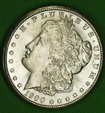 1900-o Morgan Dollar.     BU.  (INV. A)