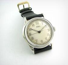 Vintage Watch......EBEL Fab.SUISSE....SSteel....In House...Nice!!