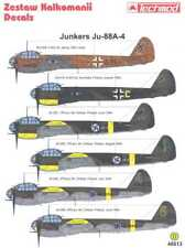 Techmod Decals 1/48 JUNKERS Ju-88A-4 German Bomber