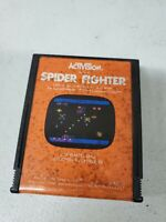 Atari 2600 Cartridge Game Only Spider Fighter (a3211)
