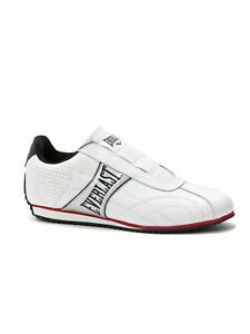 Mens Everlast Cheetah White Silver Casual Athletic Sneakers Gym Shoes