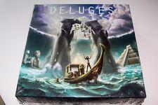 DELUGES - JEU DE PLATEAU - BOARD GAME - NEUF / NEW - BLISTER