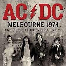 Ac/dc - Melbourne 1974 NEW CD