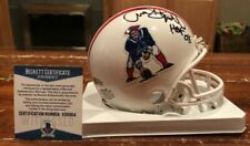 New England Patriots NFL Original Autographed Items