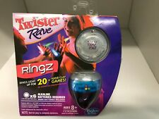 Twister Rave Ringz Game - 20+ Hand Clap Games - Blue