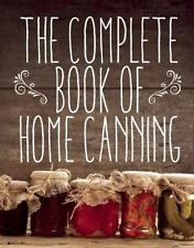 The Complete Book of Home Canning, Agriculture