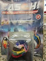 Jacques Villeneuve 1997 Bell Helmet Formula 1 C. #31 - 1:5 MIB Spark Editions