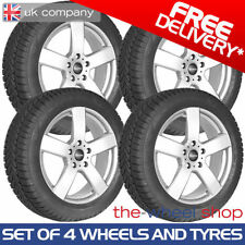 One Piece Rim X5 Winter Wheels with Tyres