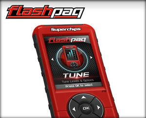 Superchips FlashPaq F5 2845 99-16 GM Gas Diesel Sierra Silverado 1500 2500 3500