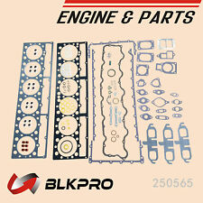 Head Upper gaskets  exhaust Turbo Valve Cover Seal For CAT Caterpillar 3306 K1