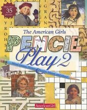 The American Girls Pencil Play 2: Word Games, Pic