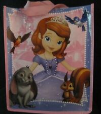 New Disney Store Sofia the F 00004000 irst Reusable Shopping Tote Gift Grocery Bag Clover