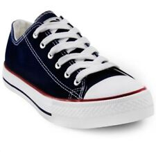 Tanggo Drew Fashion Sneakers Men's Casual Rubber Shoes (navy blue)  Size 40