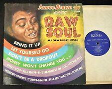 James Brown King 1016 Sings Raw Soul NICE ORIGINAL COPY