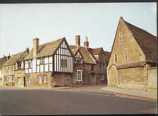 Wiltshire Postcard - Lacock High Street    LC6341