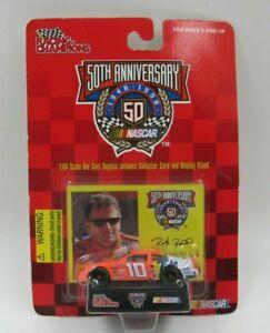 Racing Champions Ricky Rudd #10 Tide 50th Anniversary 1:64 Scale NASCAR
