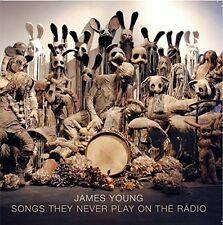 James Young - Songs They Never Play On The Radio [New CD]