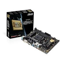 ASUS a68hm-k - mATX Placa base AMD Conector FM2 + CPU