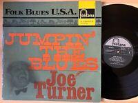 Joe Turner - Jumpin' The Blues - RARE Vinyl LP UK 688802ZL Fontana