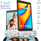 Android 9.0 Tablet 7 Inch 32gb Hd Quad Core Dual Camera Bluetooth Wifi Tablets