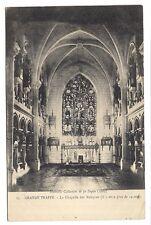 grande trappe , la chapelle des reliques .