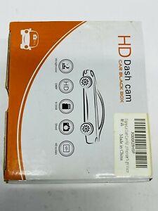 HD DASH CAM CAR BLACK BOX FULL RECORDER NIGHT VISION