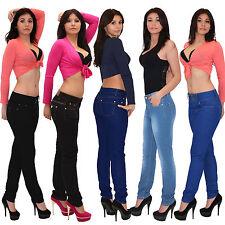 Vaqueros señora Jeans Hose High waist señora vaqueros hasta sobre tamaño tamaño 46 48 50 J 200 *
