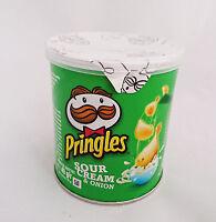 Pringles Sour Cream & Onion Flavor Potato Chips Small Can 40g 1.4oz
