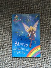 Rainbow Magic Fairy Book No 13 Storm the Lightning Fairy
