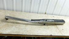 75 76 Suzuki RE5 RE 5 Rotary Wankel left side muffler pipe exhaust