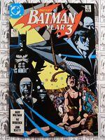 Batman (1940) DC - #436, 1st App Tim Drake, Wolfman/Broderick, FN+