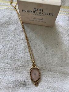 Avon Frostlights Pendant Necklace