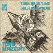 "TIME MACHINE ""TURN BACK TIME"" POP ROCK SP PATHE 2C 006-11539"