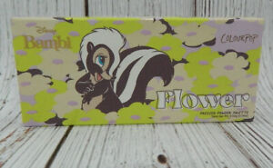 Clourpop x Disney Bambi Flower Pressed Powder Palette NEW NIB