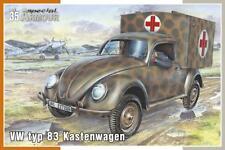SPECIAL ARMOUR 35005 VW Typ 83 Kastenwagen in 1:35