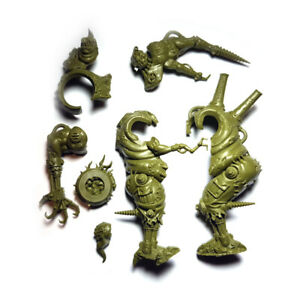 Nightmare Hulk Nurgle Geller Pox VULGRAR THRICE CURSED Rogue Trader 40K