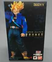 Dragon Ball Z DBZ Figuarts Zero EX Super Saiyan Trunks Bandai Japan New
