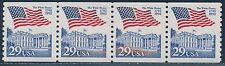 "#2609 Var. ""29¢ Flag"" Burning White House Lawn Variety Scarce Bs7880"
