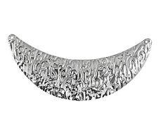 Connecteur plastron pour collier en métal argenté,perle,collier,fimo-co075