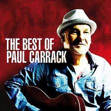 PAUL CARRACK - THE BEST OF: CD ALBUM (September 8th 2014)