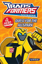 Transformers Animated - Be the Hero: Quest for the Allspark, Very Good Condition