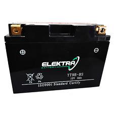 Batteria sigillata Elektra YT9B-BS/YT9B-A 12 V 8 Ah 155 CCA acido incluso